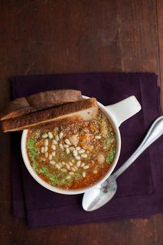 Quinoa White Bean Stew