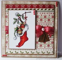 Lili of the Valley's Blog: New Christmas stamps out now! :-)