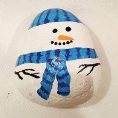 snowman rock