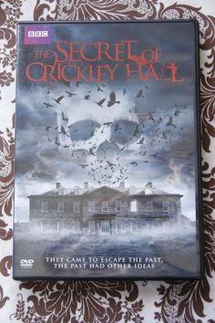 The Secret of Crickley Hall~DVD~BBC~British Mystery/Thriller~Supernatural~Great