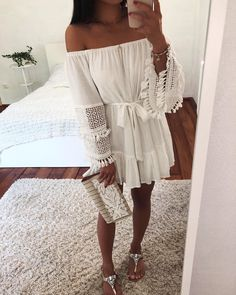 Shared by xqυєєח. Find images and videos on We Heart It - the app to get lost in what you love. Winter Dress Outfits, Casual Dress Outfits, Winter Fashion Outfits, Hot Outfits, Girly Outfits, Stylish Outfits, Spring Outfits, Mode Bcbg, Ladies Dress Design