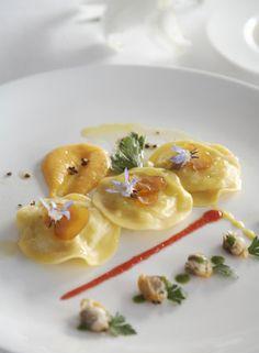 Tuscan gourmet cuisine at the Dama Dama Restaurant