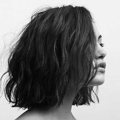 Short Hair for Thick Wavy Hair