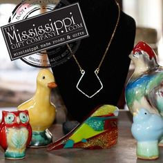 New shipment of Wolfe Birds has just arrived! Call 1-800-467-7763 to order! www.MSGifts.com