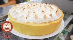 Torta de Limão (sobremesa) - www.docesesalgadosolinda.com.br