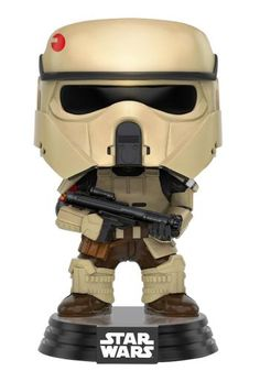 Esclusiva EMP! Statuetta decorativa Scarif Stormtrooper del brand Funko collezione Pop!.