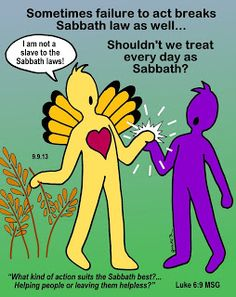 I AM COMING SOON!         : JESUS Is LORD Of The Sabbath