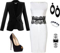 """Powerful Business Woman"" by katrick528 on Polyvore"