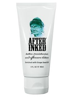 After Inked Daily Tattoo Moisturizer & Aftercare Lotion 3oz