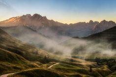 Foggy dawn by Fabrizio Lunardi #xemtvhay