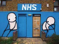 Waiting Room. Triangle Road, Hackney, London, 2011.