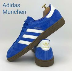 huge selection of bffd8 6dad5 Stunning colourway on these Adidas Munchen