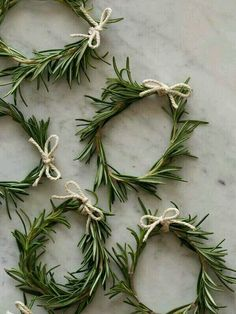 rustic diy rosemary wreath place cards winter wedding 12 best free home design idea u0026 inspiration