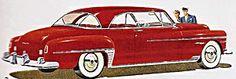 1950 Chrysler Newport car