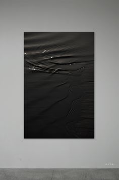The Surface of Black Water by Tomomichi Morifuji, Japan