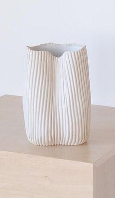 New Arrivals – Spartan Shop – Tableware Design 2020 Ceramic Tableware, Glass Ceramic, Ceramic Bowls, Slab Pottery, Ceramic Pottery, Diy Home Accessories, Clay Vase, Sculpture Clay, Ceramic Sculptures