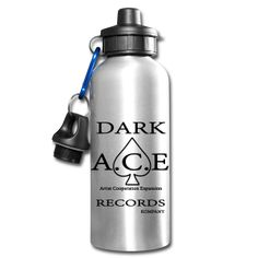 Water Bottle Cyber, 3 D, Goth, Water Bottle, Industrial, Punk, Metal, Gothic, Goth Subculture