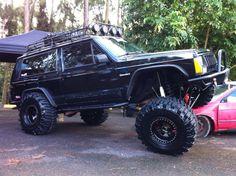2 door jeep cherokee xj