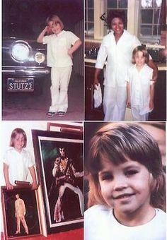Lisa,7 years old - Elvis Aaron Presley and Lisa Marie Presley Photo (22142144) - Fanpop