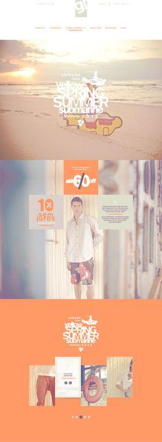 GLOW REEF — YSSS 2012 - AP303 Estúdio Multidisciplinar de Design