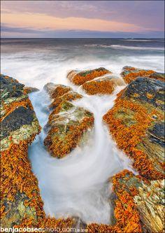 Brenton Breakers - Breton Point State Park, Rhode Island