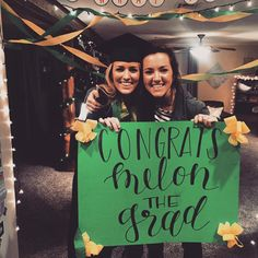 Great Baylor graduation party decoration ideas!