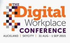 The Digital Workplace Conference is heading this way I Shannon Williams