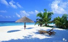 One word...paradise! Oh drink please.