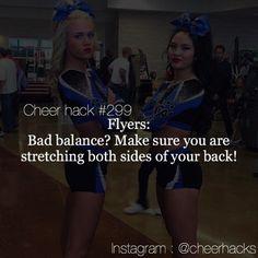 Cheer hacks Cheer Tryouts, Cheer Stunts, Cheer Dance, Cheer Team Gifts, Cheer Coaches, Cheer Mom, Cheerleading Quotes, Cheer Quotes, Cheer Flyer