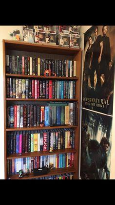 Cool Bookshelves Book Shelves Books To Buy I Love