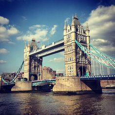 Tower Bridge in London, Greater London