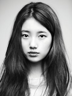 Suzy Which Female Korean Entertainment Celebrity Looks Best in Black and White?