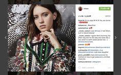 Jude Law (ジュード・ロウ) の娘 Iris (アイリス) がファッション誌デビュー | THE FASHION POST [ザ・ファッションポスト]