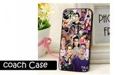 Dylan O'Brein Collage Case For iPhone 4/4S,iPhone 5,iPhone 5S,iPhone 5C,Samsung Galaxy S2/S3/S4,Galaxy S4 Mini