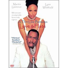 A Thin Line Between Love & Hate ~ Martin Lawrence, Lynn Whitfield, Tracy Morgan, Regina King, Bobby Brown. Lynn Whitfield, See Movie, Movie List, Movie Tv, Movie Theater, 90s Movies, Great Movies, Comedy Movies, Watch Movies