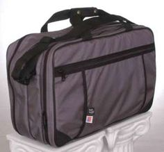 """$275.00 - Tough Traveler Tri-Zip - Size: 20""""x9""""x13"""" - Weight: 3.5lbs - Several color options - Several carry options - Warranty - toughtraveler.com"""
