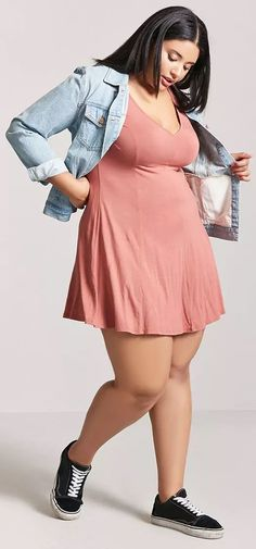 Tips For Choosing Plus Size Clothing That Looks Amazing On You – Clothing Looks Fat Fashion, Curvy Girl Fashion, Plus Size Fashion, Fashion Outfits, Fashion Clothes, Womens Fashion, Plus Size Looks, Curvy Plus Size, Plus Size Women
