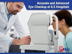 Eye-problems reduce the efficiency in day-to-day activities. Overcome eye-related problems and ensure strong eye-sight with ILS Hospitals. #Ophthalmology
