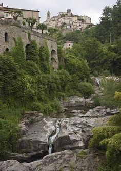 Bagnone, Tuscany.. just beautiful