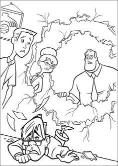 De Utrolige Fargelegging for barn. Tegninger for utskrift og fargelegging nº 44
