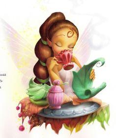 Disney fairy Lyra a storytelling talent