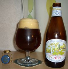 Anchor Brewing Co.- Anchor Old Foghorn (barley wine style) 8,8% pullo HBF 31.3.2001 / 8,2% pullo 5.11.2004 Kaisla