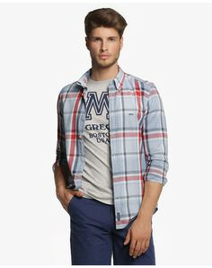 Camisa Regular de hombre McGregor