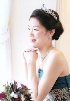 静岡市Sご夫妻 ドレスととてもお似合いですね