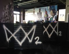 """Check out new work on my @Behance portfolio: """"Watch Dogs 2 Event"""" http://be.net/gallery/44363391/Watch-Dogs-2-Event"""
