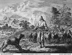 jan luyken the good shepherd - Google Search