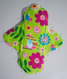 Sew in Peace: Feminine Cloth Pad tutorial- Sew then donate ten pads to this group which takes them to less fortunate girls in Haiti. Please click on it for more info