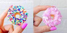 MINI CAKE DONUTS (WHY NOT) // BY KATHERINE SABBATH