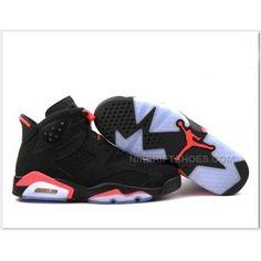 19ed6bde556877 Nike Air Jordan 6 Retro Infrared Black OG 2019 VI Preorder Men Women ...