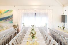 Sophie and Alex - Married at The Goldie Room - March 2014 - Photo by Dilworth Photography Wedding Photos, Wedding Stuff, Wedding Ideas, Waiheke Island, Wedding Decorations, Table Decorations, March 2014, Photo Ideas, Room
